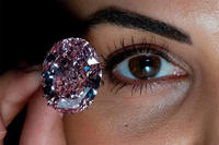 The World's Most Expensive Diamond Cut