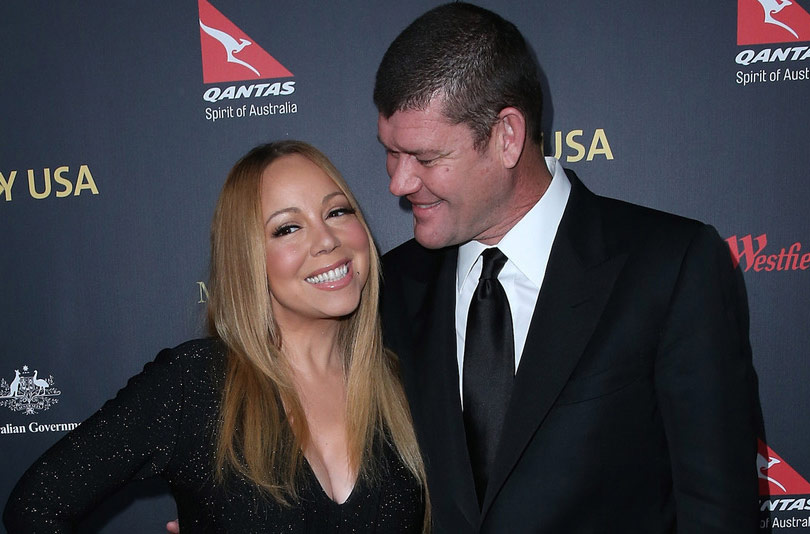 Mariah Carey engaged