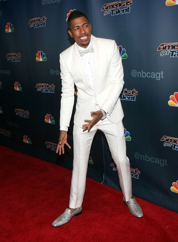 Nick Cannon's 2 million dollar shoes