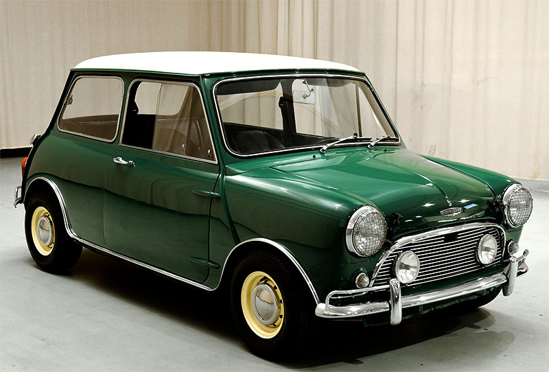 Why a Classic Mini Cooper May Not Be a Bad Investment