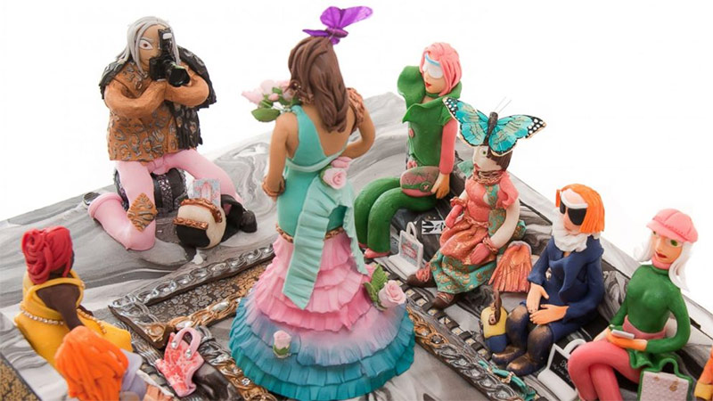 Someone Has Actually Splurged Millions on This Birthday Cake
