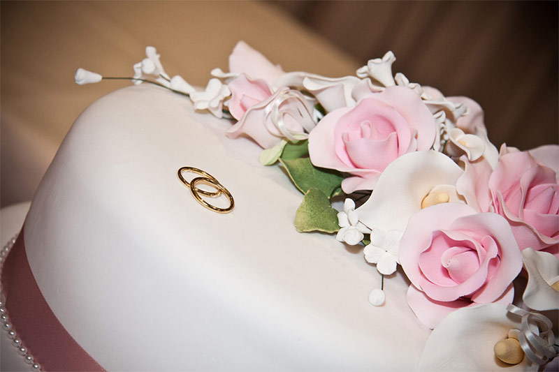 Behold: The World's Most Expensive Wedding Cake