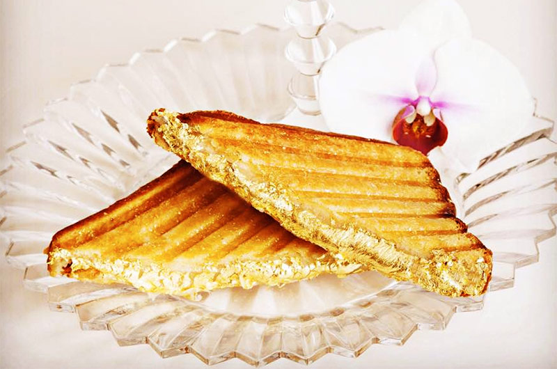 New York's Priciest Sandwich is the World's Most Expensive