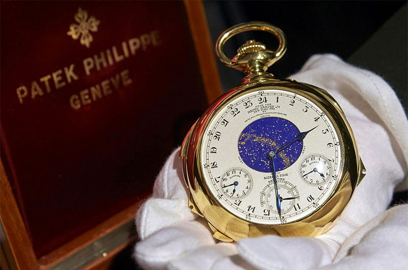 What is the Most Anyone Has Ever Paid for a Pocket Watch?
