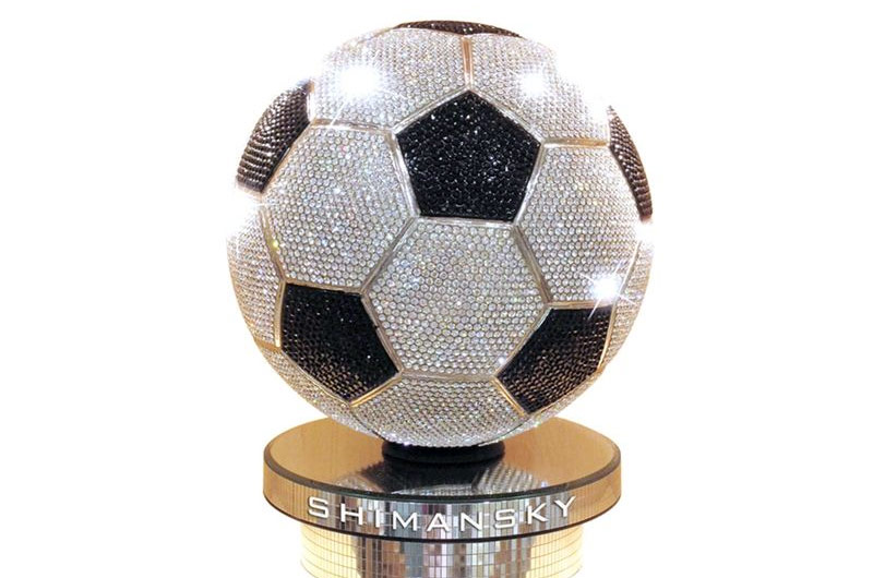 6bb82edf31ca The Most Expensive Soccer Ball