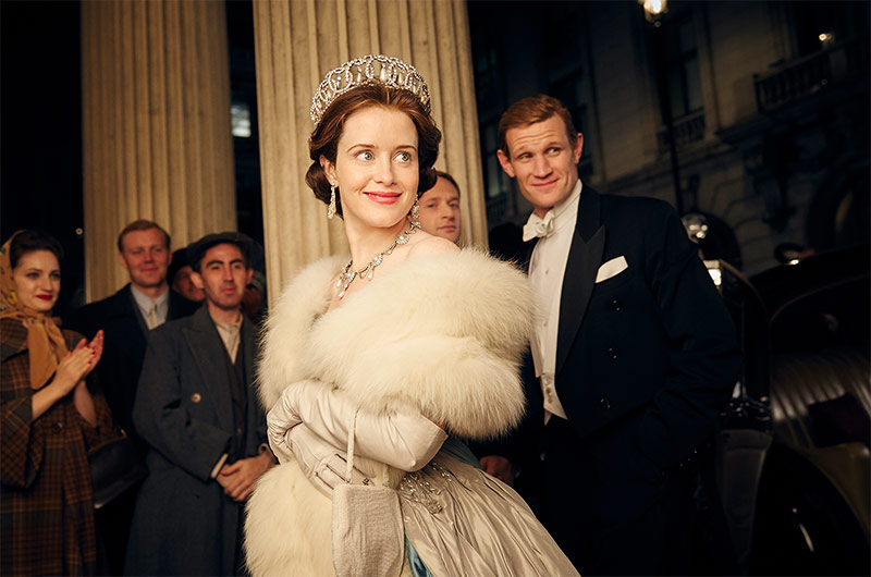 "Guess What! ""The Crown"" is Netflix's Most Expensive TV Show."