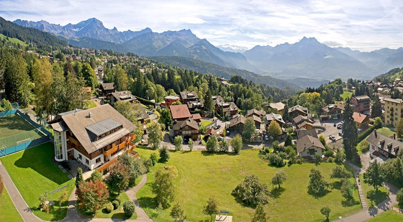 Image result for Aiglon College, Switzerland