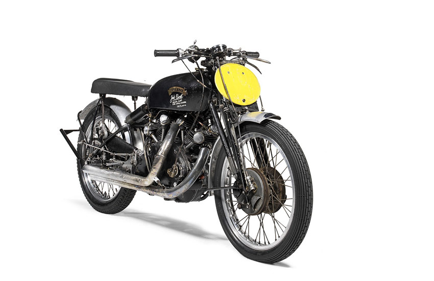 This Could Be the World's Most Expensive Antique Motorcycle