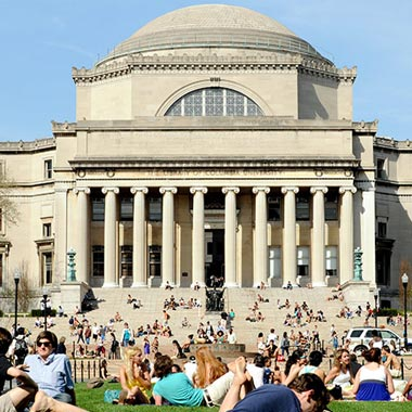 8. MBA tuition in Columbia University