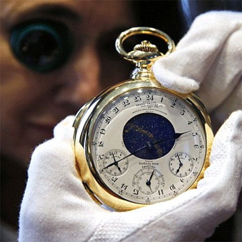 5. The Most Expensive Pocketwatch
