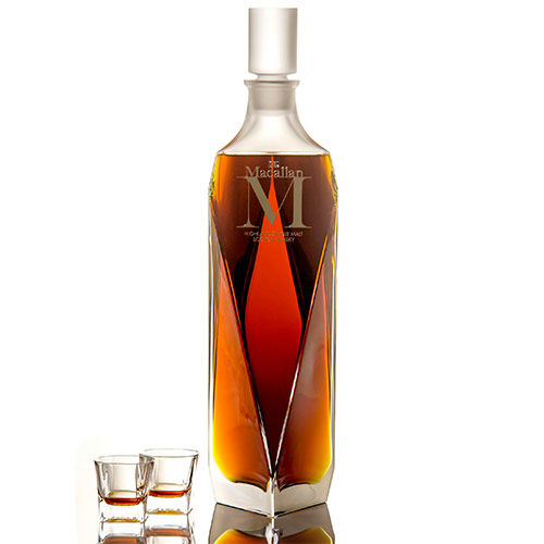 7. A Bottle of the Priciest Whiskey