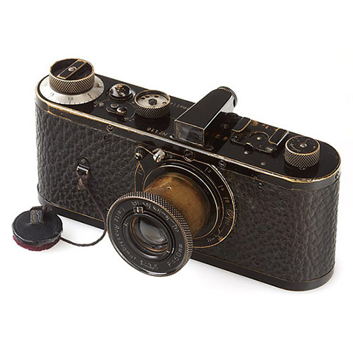 6. Most Expensive Camera