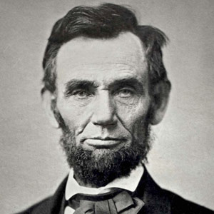 5. President Abe Lincoln's 30 + strands of hair: $25,000
